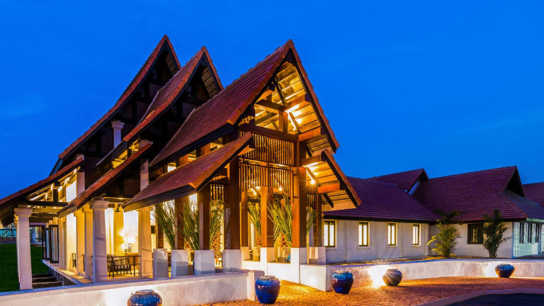 The Cabin, Chiang Mai looks more luxury resort than rehab centre.