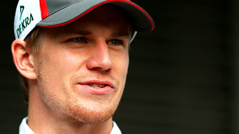 German Nico Hulkenberg is thought to have missed out on two contracts for the 2014 season because of his weight.