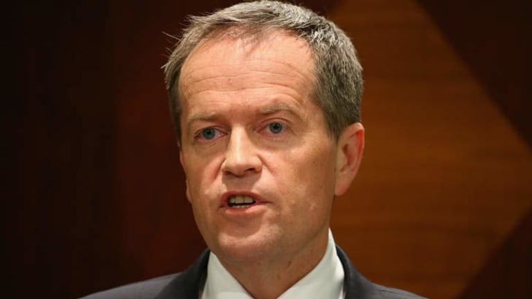 Bill Shorten has written to Tony Abbott urging the government to expand bushfire relief payments to those who can't access their homes.