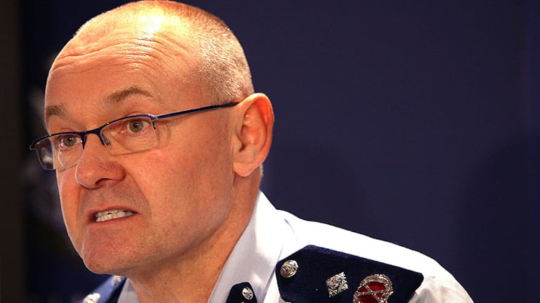 Deputy Commissioner Ken Lay will step into the breach.