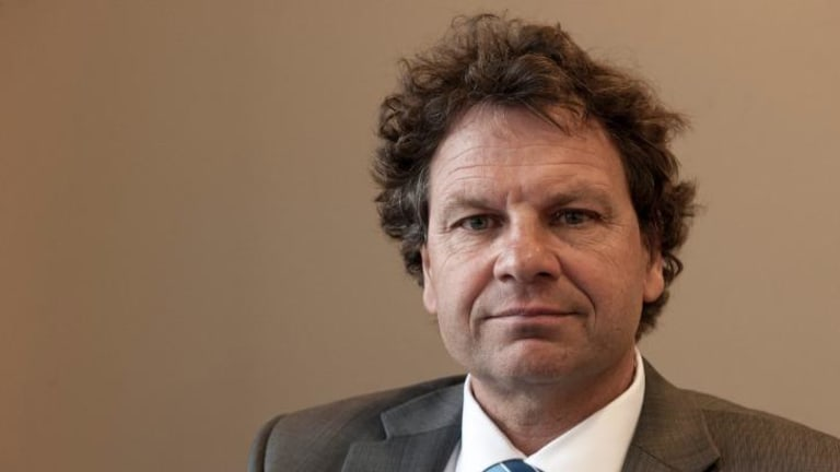 "CSIRO board chairman Simon McKeon, a former Australian of the Year, says Larry Marshall was chosen on an ""impeccable record as a scientist, a technology innovator and business leader."""