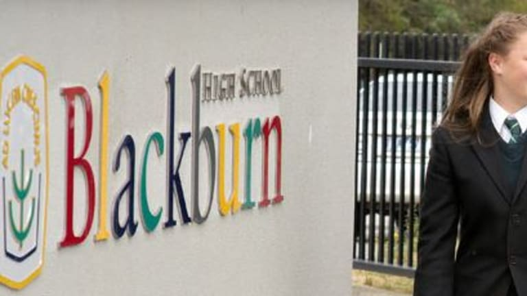 Blackburn High School fell victim to a similar privacy breach.