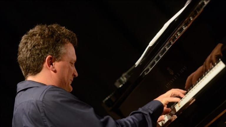 Greg Lloyd's compositions took the spotlight in an impressive group performance.