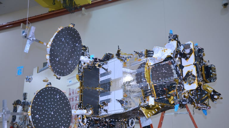 NBN Co owns two Ka-band satellites that will service up to 400,000 Australians in remote areas.