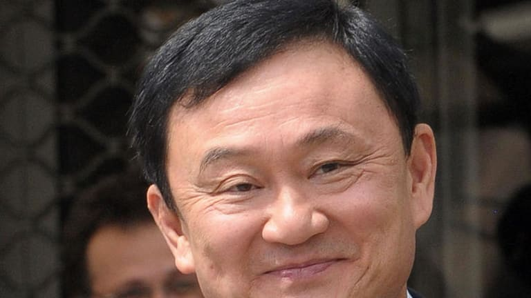 Former Thai premier Thaksin Shinawatra, on the run from corruption charges, lives in Dubai.