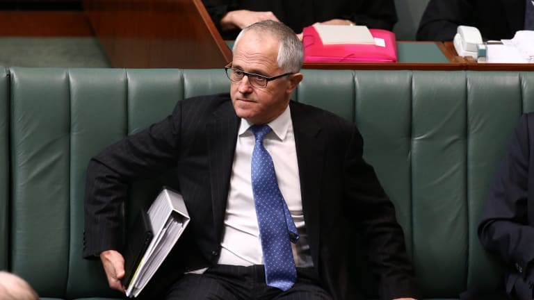 Malcolm Turnbull has confirmed he remains a true liberal.