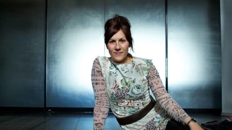 Tamara DiMattina, founder of Buy Nothing New Month.