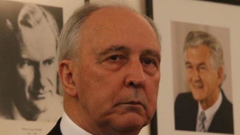 Former prime minister Paul Keating has advocated a national longevity levy to help support the increasing number of people living beyond 80.