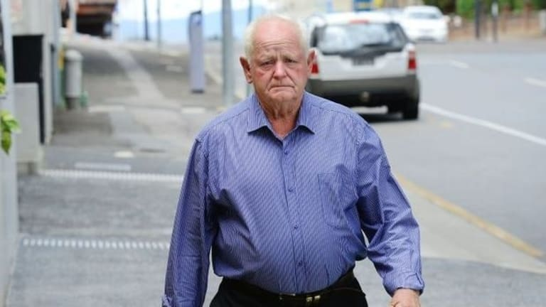 Greyhound trainer Tom Noble pleaded guilty to all charges of live baiting.