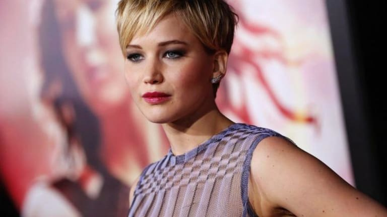 Jennifer Lawrence: had naked pictures of herself posted on the internet.