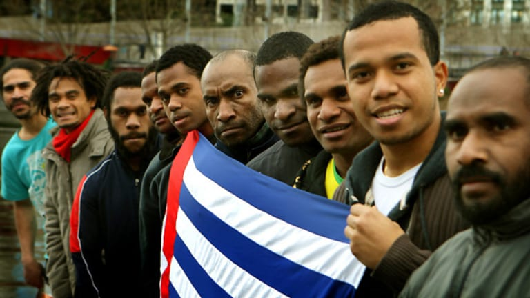 West Papuans will meet in the city tomorrow to commemorate the 10th anniversary of what they call the Biak massacre.
