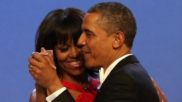 barack and michelle obamas first date to become movie