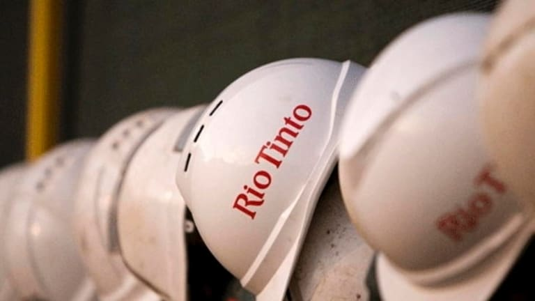 Rio Tinto has been downgraded by Deutsche Bank.