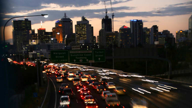 Addressing Brisbane's traffic woes will be a priority in council's budget.