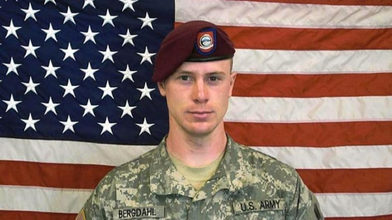Back on active duty ... Private First Class Bowe Bergdahl, before his capture by the Taliban in Afghanistan.