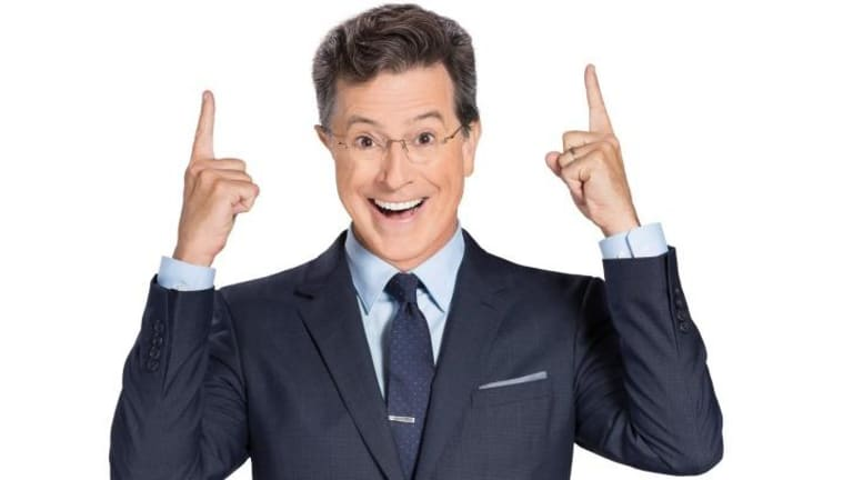 The Late Show with Stephen Colbert will premiere in Australia Wednesday,  September 9 at 11.30pm on Eleven.