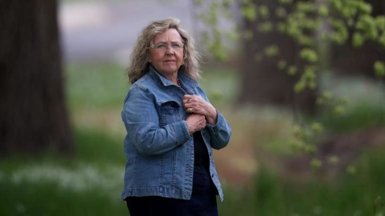 Beth Heinrich was in an abusive relationship with an Anglican priest.