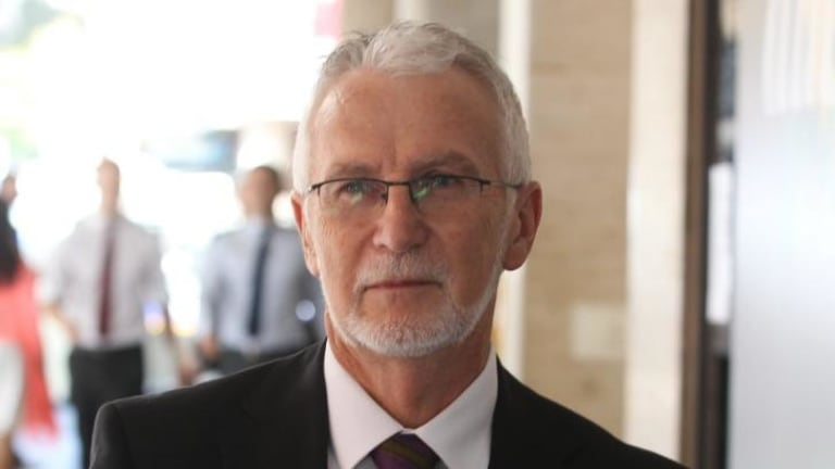 EPA chief Barry Buffier has expressed concerns on the possible  environmental impact brought on by coal seam gas mining in NSW.