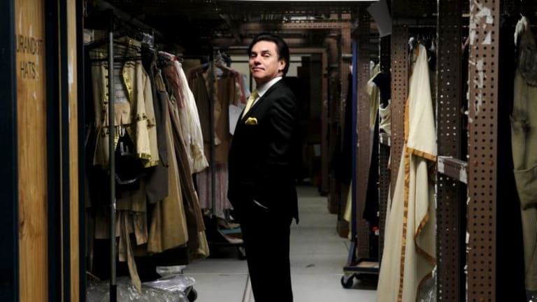 Artistic Director of Opera Australia, Lyndon Terracini.