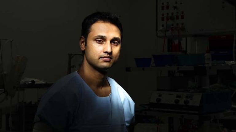 Arjun Iyer, Registrar Cardiac Surgeon, at Victor Chang Cardiac Research Institute in Sydney.