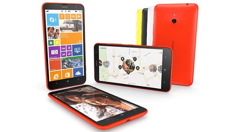 Nokia Lumia 1320: Big without the price tag.