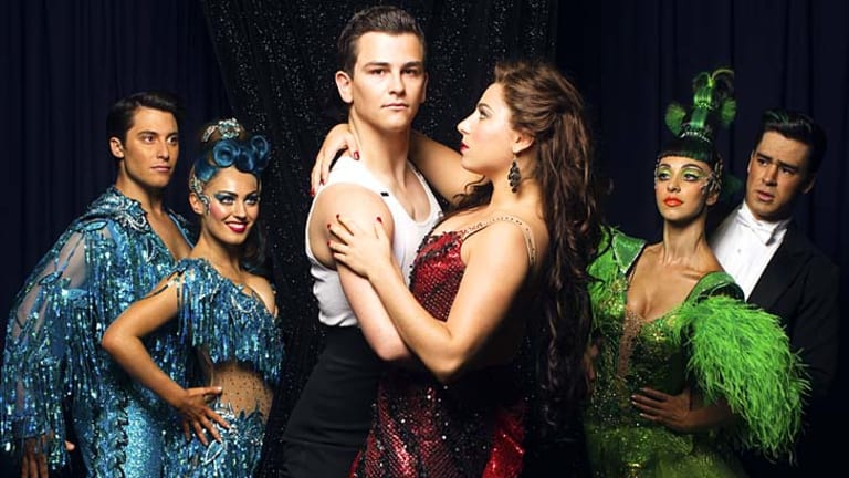 strictly ballroom characters