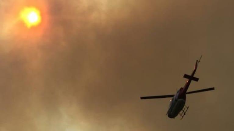 A busy bushfire season may be in prospect for southern Australia.