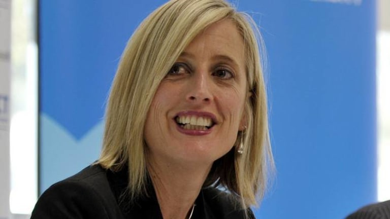 ACT Chief Minister Katy Gallagher has promised to increase the number of areas where smoking is banned if ACT Labor returns to government in the October election.