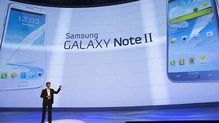 Samsung's Unpacked launch event during IFA in Berlin.