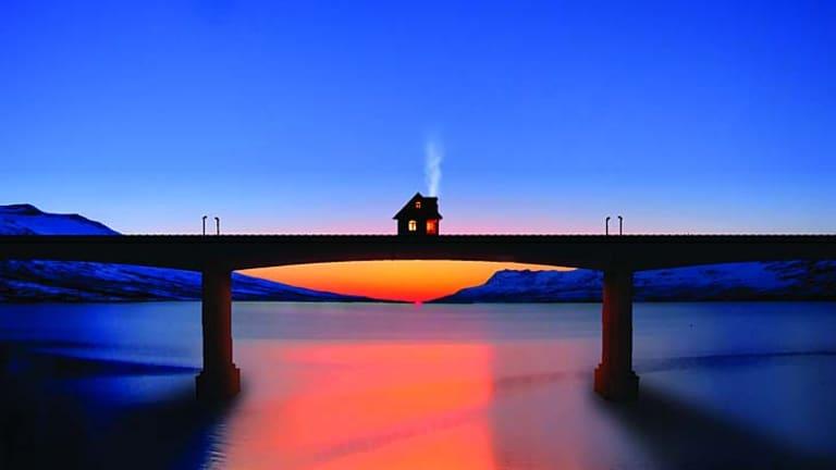 Far horizons: Do Ho Suh's <i>Perfect Home</i>, part of the Seoul-born artist's bridge project.