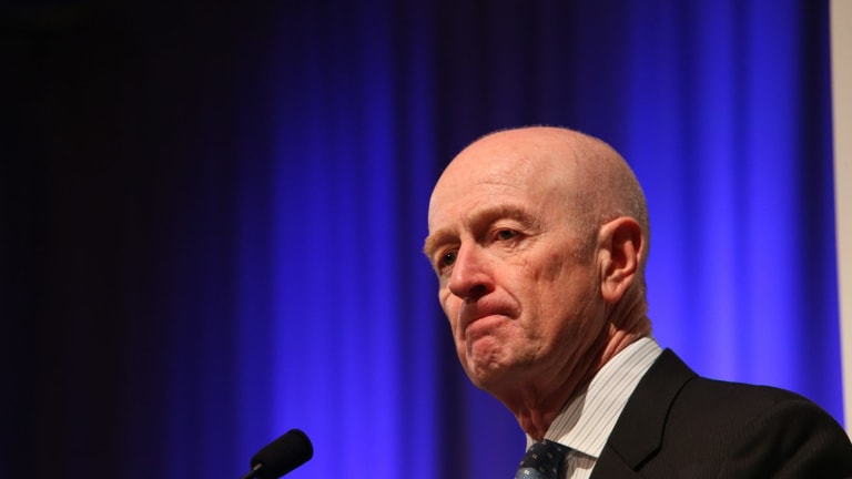 Sydney's house price boom is 'crazy', Glenn Stevens says in unusually strong language.