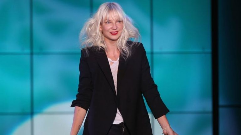Sia Furler will compete against Taylor Swift for Best Female Video.
