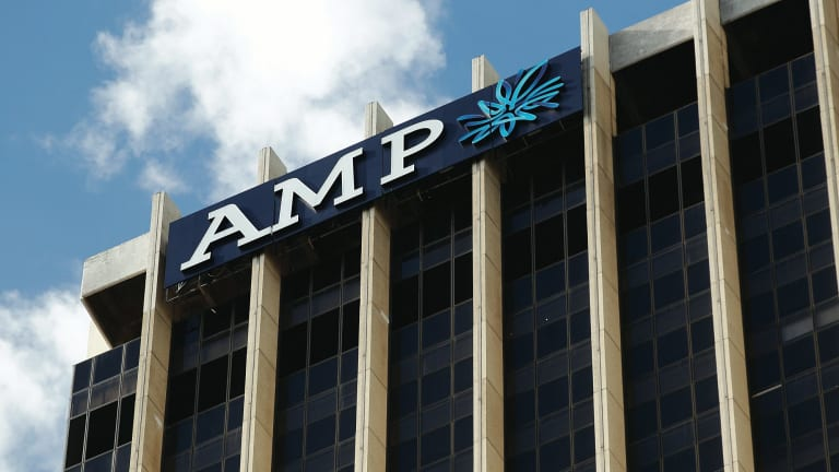 AMP's new CEO must rebuild the company's culture.