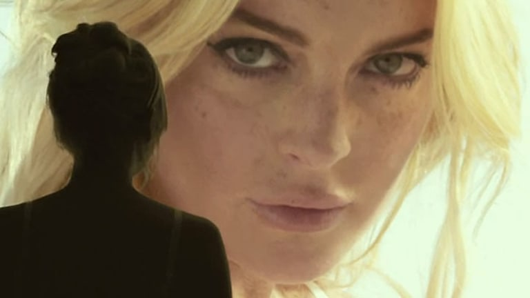 The short film featuring Lindsay Lohan is screening in conjunction with the 54th international exhibition of the Venice Biennale.