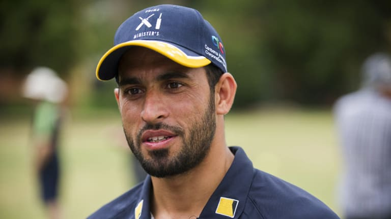 Talented Pakistan-born leg spinner Fawad Ahmed would likely have been given an Australian visa if his talents were in another sport.