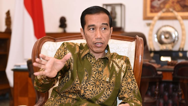 Indonesian President Joko Widodo says the delay in transferring Australians for their execution was the result of technical issues.