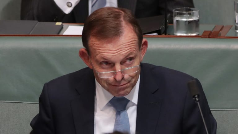 Former prime minister Tony Abbott in 2013 promised 1 million new jobs in five years.