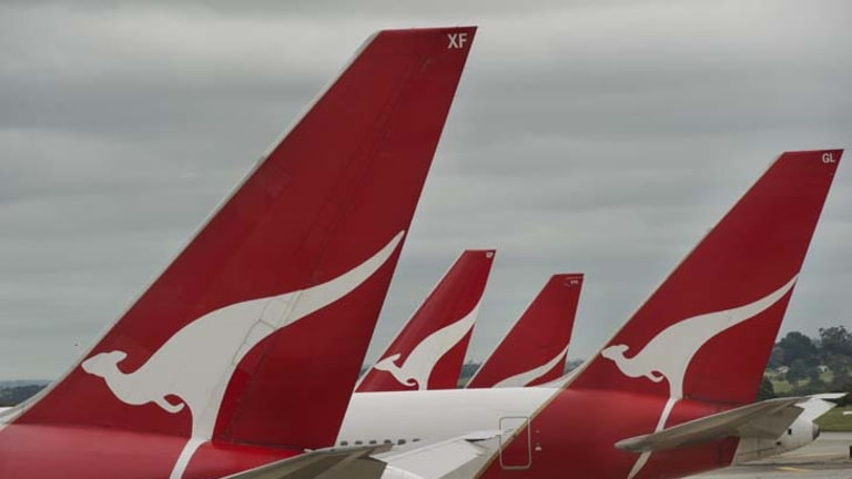Let down ... 60 per cent of voters in the latest <em>Herald</em>/Nielsen poll disapproved of the decision to ground Qantas's planes two weeks ago.