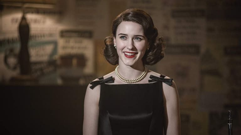 Brosnahan has deservedly won both an Emmy and a Golden Globe for her role in the comedy.