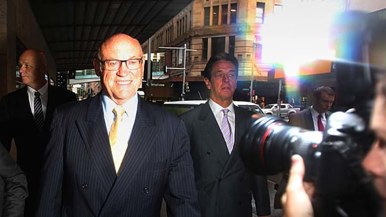 ICAC finding: Ian Macdonald acted corruptly over his role in awarding the Doyles Creek mine licence.