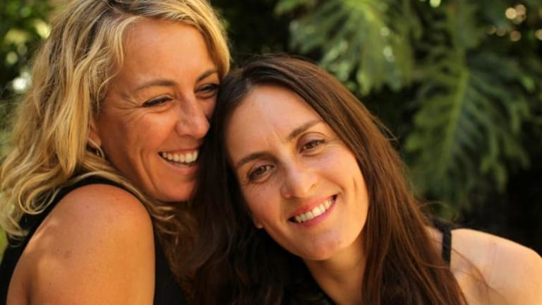 The Waifs - and sisters Donna Simpson and Vikki Thorn - were back performing in Perth for the first time in three years.