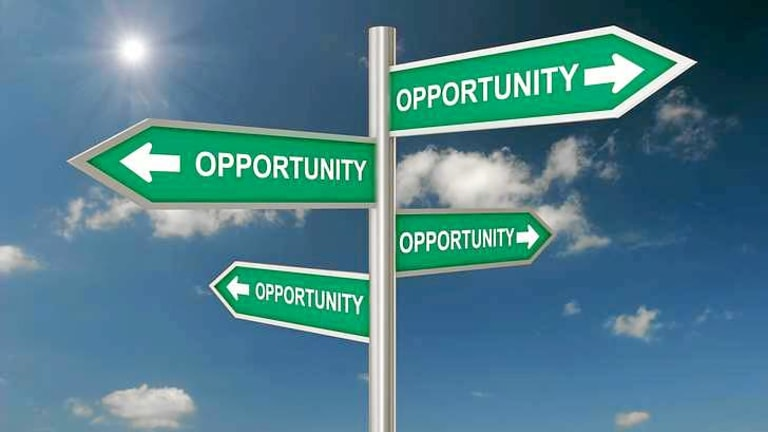 Be prepared to take a step back and see what opportunities lie in other directions.