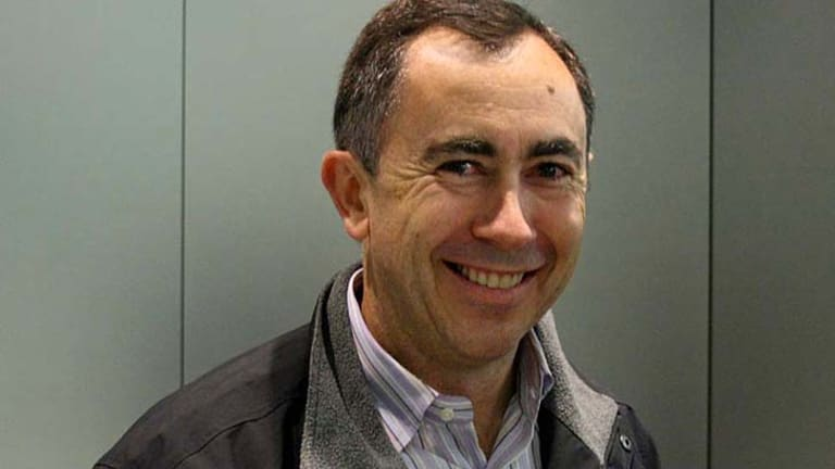 Tony King: Apple's vice president for Australia, New Zealand and South Asia.