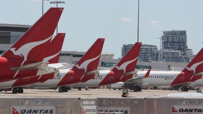 Despite the huge hits to its bottom line, investors interpreted the decision to terminate the industrial action as a significant victory for Qantas.