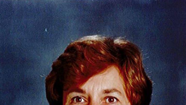 Melbourne school principal Fay Thomas.