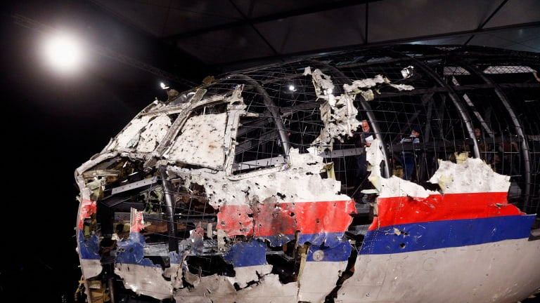 MH17 was shot down by a Russian-made missile fired from rebel-held territory in eastern Ukraine, an investigation has found.