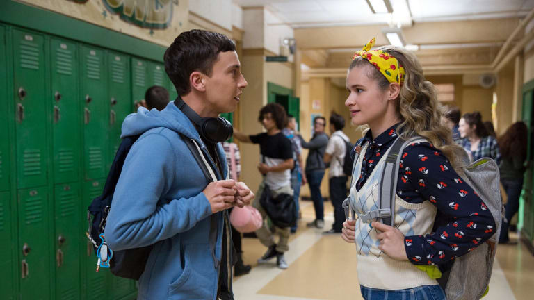 In the Netflix Original series <i>Atypical</I>, autism provides clarity in a world filled with chaos.