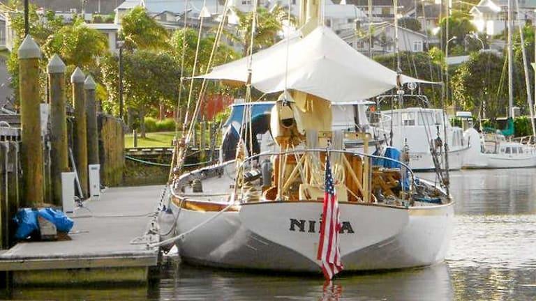 Missing: The yacht Nina.