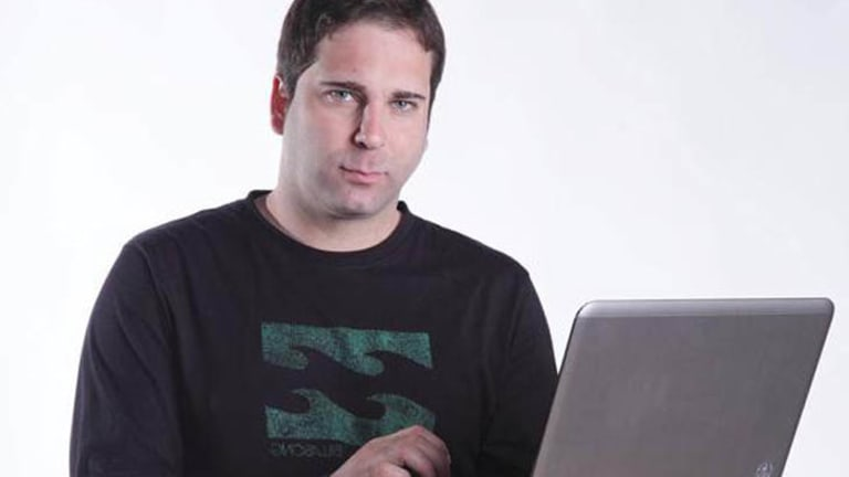 Victor Bastos has made close to half a million US dollars teaching classes on Udemy, an online learning start-up.
