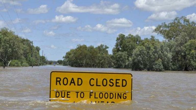 Flood-proofing solutions are needed to face global warming: scientists.
